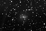NGC5643 with Supernova 2017 cbv marked.